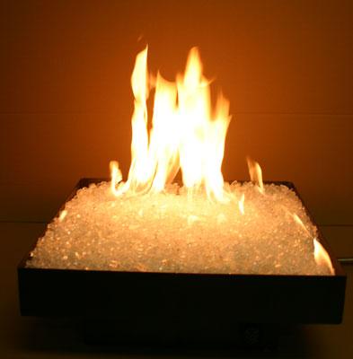 Portable Propane Fire Pit 3