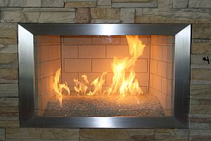 Outdoor fire pits* | Patented Fireglass* | Fire Glass* | Patent ...