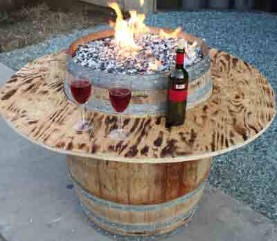 wine barrel 3